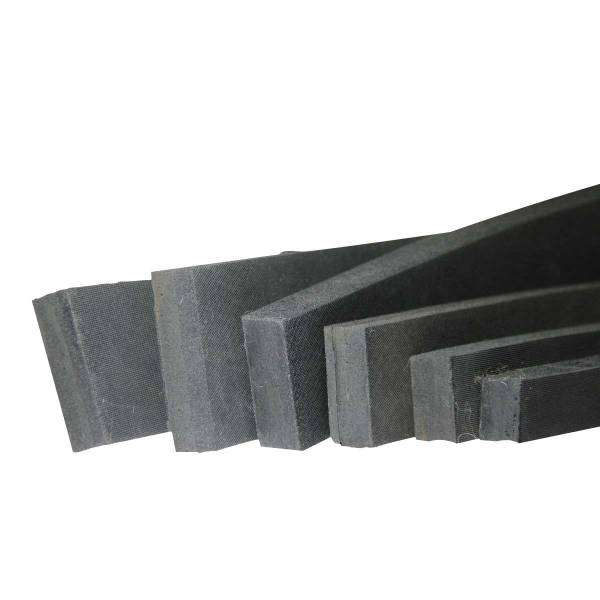 Gummiplatte, 20-70 mm hohes Plattengummi