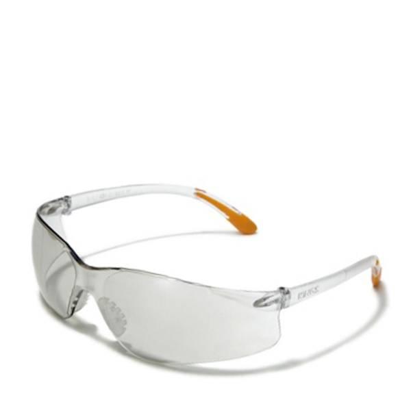 Kings Schutzbrille 99213, klar, verspiegelt