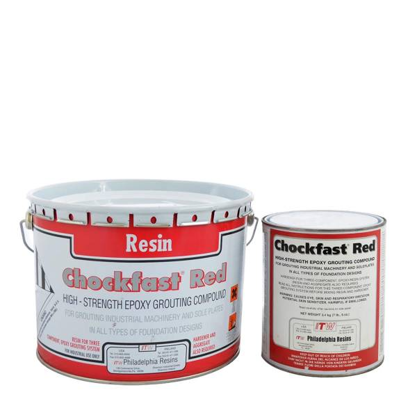 Chockfast Red 94 kg (45.3 liters)