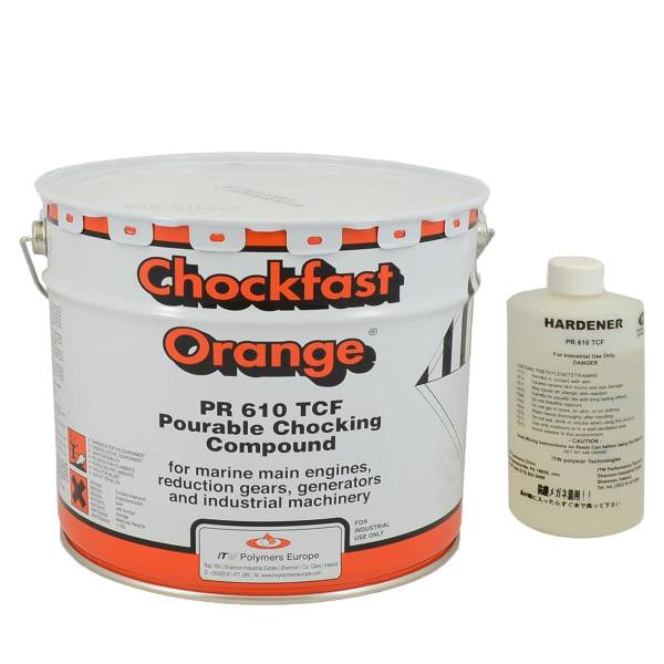 Chockfast Orange 6,8 kg (4 Liter)