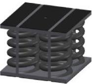 Steel Spring Isolators